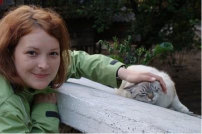 Diana Pura voluntar Asociatia ROBI